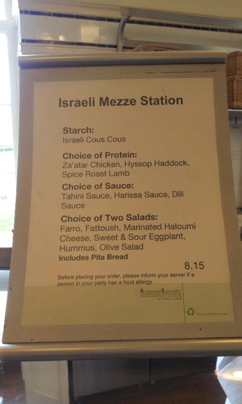 That Famous Israeli Mezze Station: Harvard Business School
