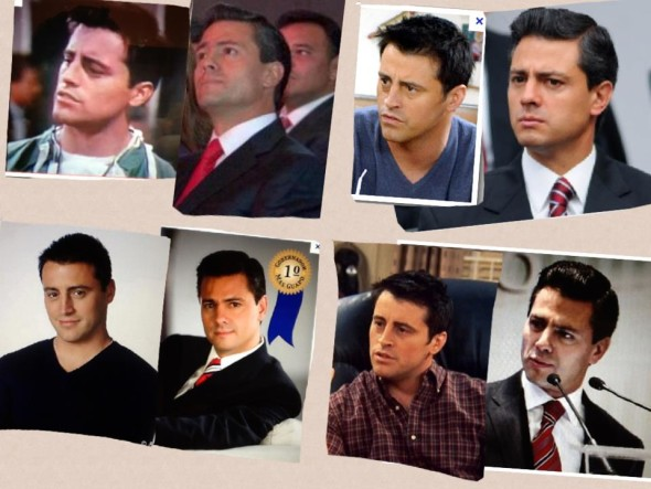 Joey from Friends is elected President of Mexico!