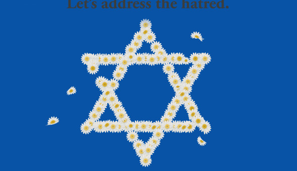 Let's address the hatred.