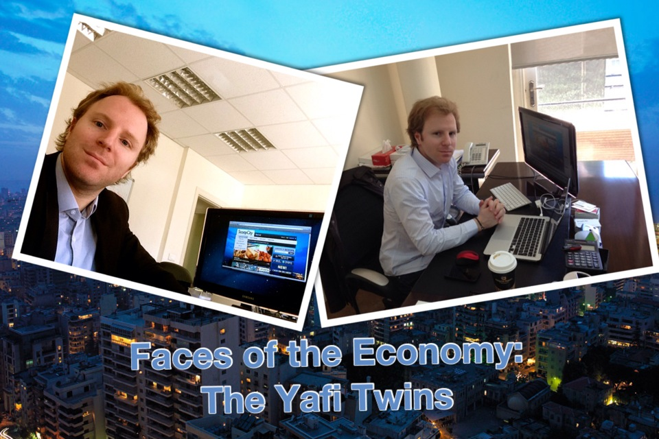 Faces Of The Economy Yafi Twins