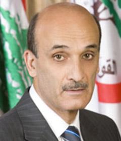 Samir Geagea web