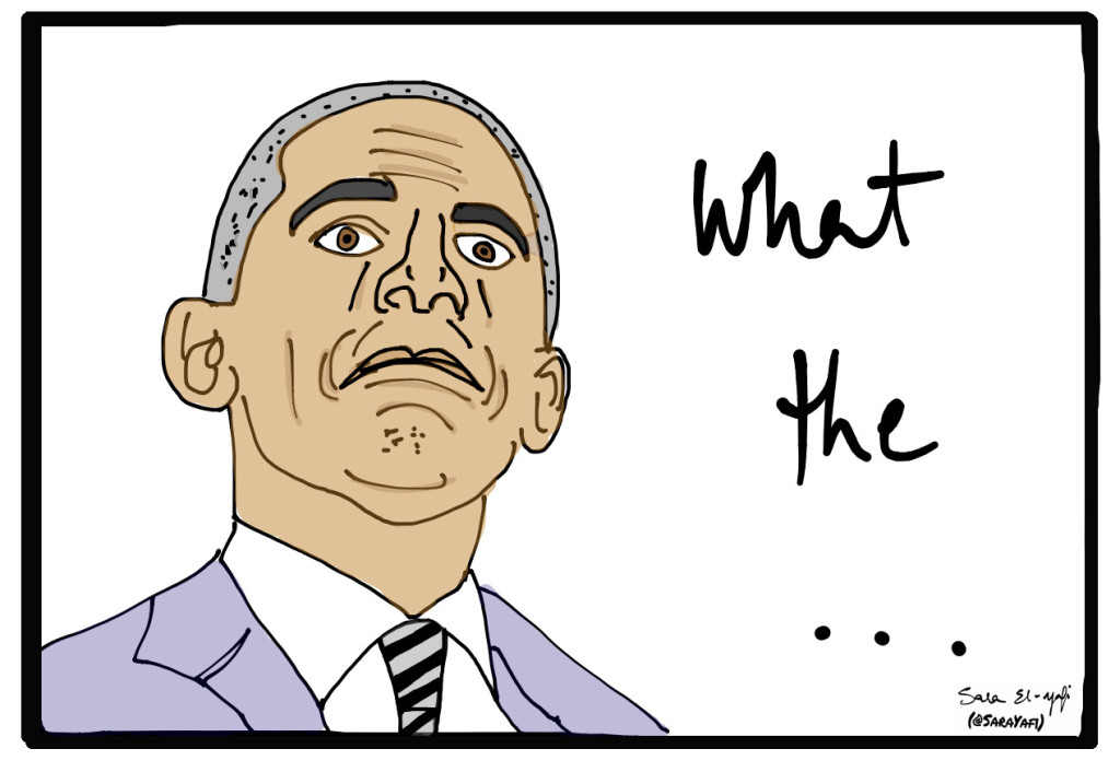 Slide 5 - Obama shocked signed