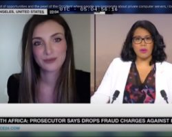 Discussing Hillary Clinton's Emails on France 24